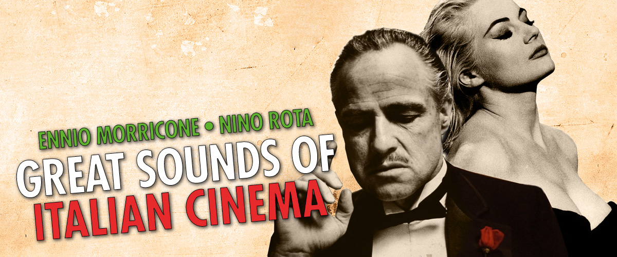 The Sound of Italian Cinema