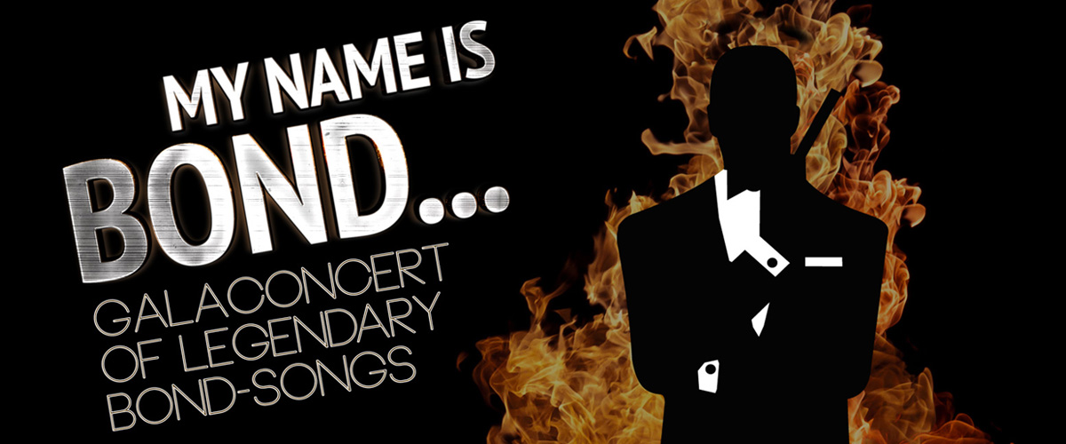 The Music Of Bond - Galaconcert