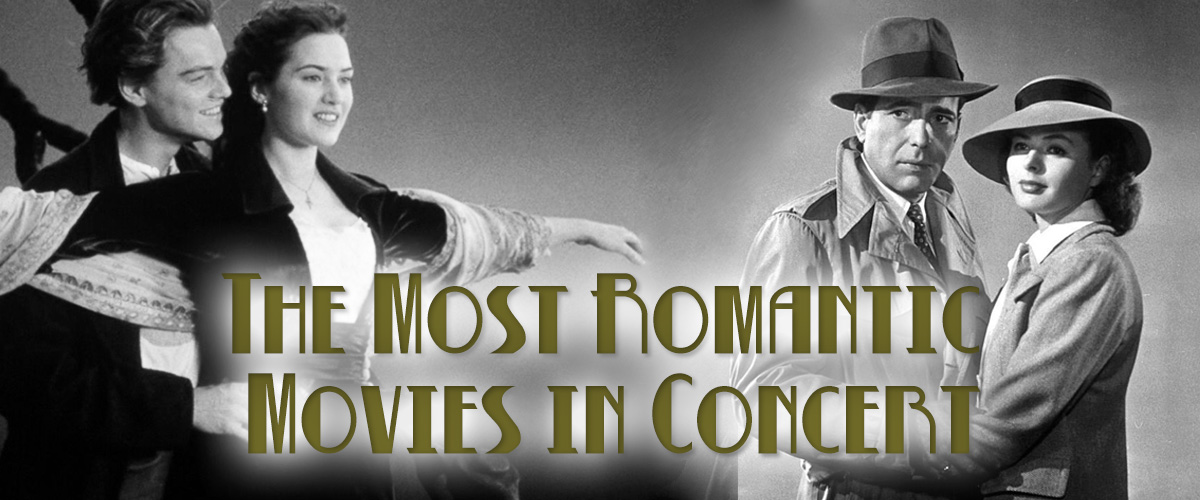 Romantic Movies in Concert